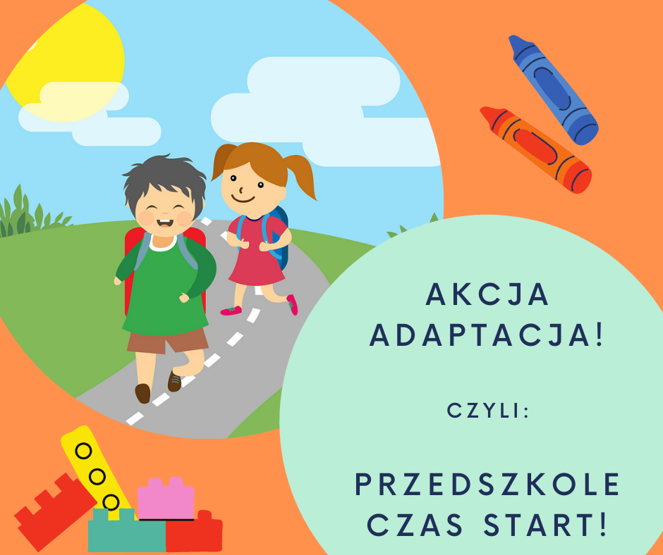 Adaptacja dziecka do przedszkola
