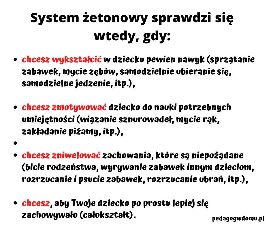 System żetonowy