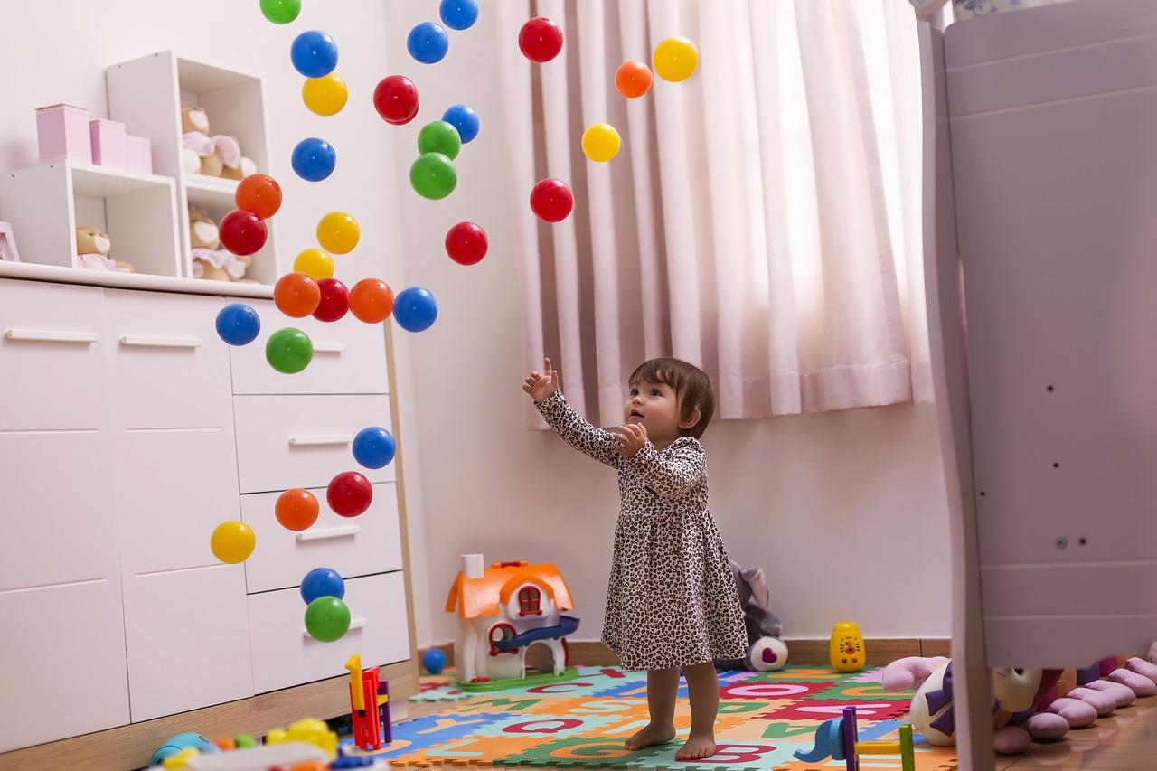 Pokój dziecka. Na co zwrócić uwagę podczas jego urządzania?