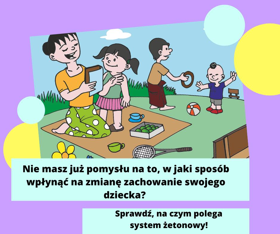 Wzmacnianie pozytywnych zachowań u dziecka